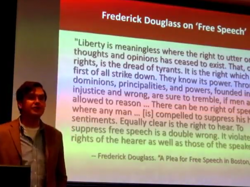 Unlearning Liberty: Campus Censorship and the end of the American Debate