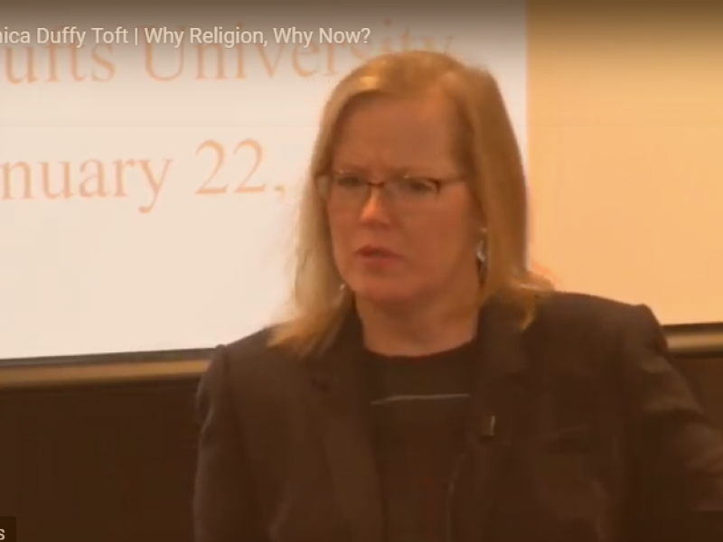 Why Religion, Why Now?